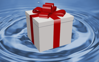 Geschenk -Selbstheilung
